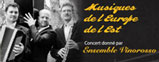 "Concert ""Musical Genres of Eastern Europe"" by Ensemble Vinorosso"