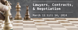 """Lawyers, Contracts & Negotiations"""