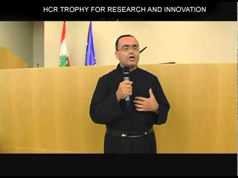 HCR Trophy for Research and Innovation