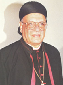 Father Gerges Abou Saber