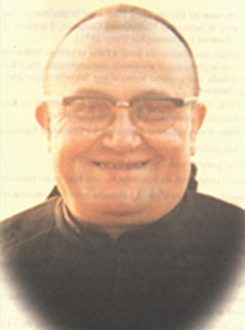 Father Etienne Sacre