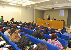 "Conference: ""The Involvement of Women in the World"""