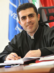 Father Doctor Talal Hachem