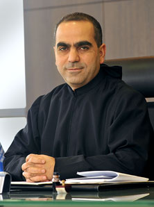 Father Doctor Georges Azzi
