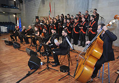 Concert by the USEK Arabic Singing Choir