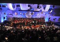 Christmas concert: Between Earth and Heaven: an Encounter of Peace