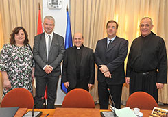 Memorandum of Understanding between USEK and ENSATT
