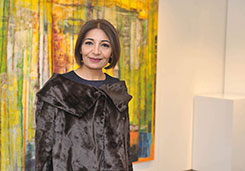 8th Exhibition of the Iraqi Artist Sundus Al Khalidy