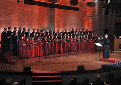 Passion and Resurrection Concert: … for our Salvation