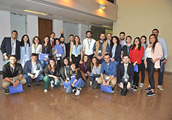 "Kick-off Meeting of the ERASMUS+ Project ""Student Empowerment, Engagement and Representation in Lebanese Universities"""