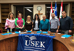 Meeting of USEK Alumni (Canada Chapter)