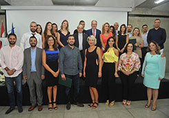 Graduation Ceremony for the USEK Continuing Learning Center (UCLC)
