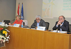Challenges over Power and Regional Stability in the Mediterranean