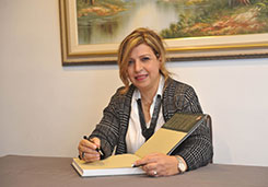 Book Signing by Elsa Ghossoub Aramouni