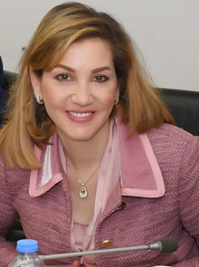 Prof. Dima Jamali, MP
