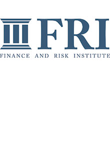 Finance and Risk Institute (FRI)