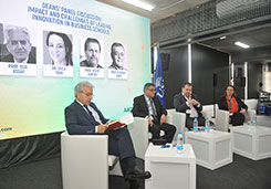 Deans' Panel Discussion