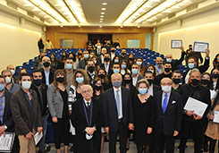 Commencement Ceremony | Bachir Gemayel Academy